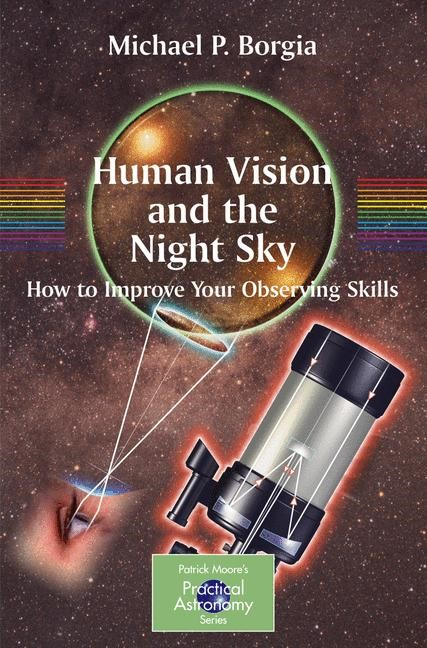 Human Vision and The Night Sky | Borgia, 2006 | Buch (Cover)