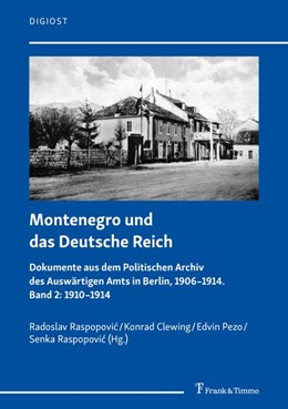 Abbildung von Raspopovic / Clewing   Montenegro und das Deutsche Reich   1. Auflage   2019   beck-shop.de