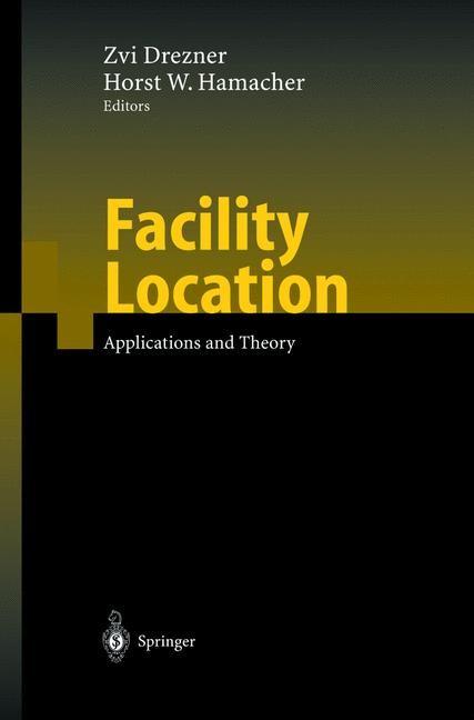 Facility Location | Drezner / Hamacher, 2001 | Buch (Cover)