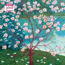 Abbildung von Adult Jigsaw Puzzle Wilhelm List: Magnolia Tree | 1. Auflage | 2019 | beck-shop.de
