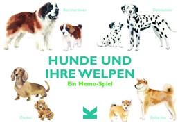 Abbildung von Aguado | Hunde und ihre Welpen | 2019 | Ein Memo-Spiel