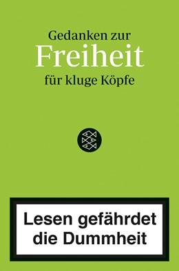 Abbildung von Schlepütz | Gedanken zur Freiheit - Lesen gefährdet die Dummheit | 2020