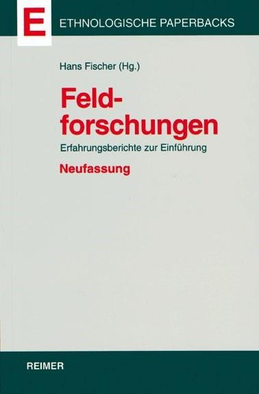 Abbildung von Fischer   Feldforschungen   Neuausg.   2002