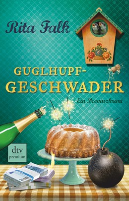 Abbildung von Falk   Guglhupfgeschwader   2019   Der zehnte Fall für den Eberho...   10