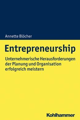 Abbildung von Blöcher | Entrepreneurship | 2020 | Unternehmerische Herausforderu...