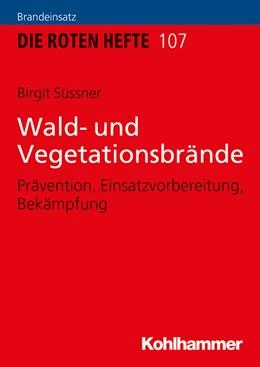 Abbildung von Süssner   Wald- und Vegetationsbrände   2020   Prävention, Einsatzvorbereitun...