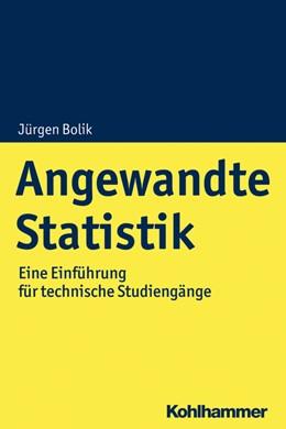 Abbildung von Bolik | Angewandte Statistik | 2019 | Eine Einführung für technische...