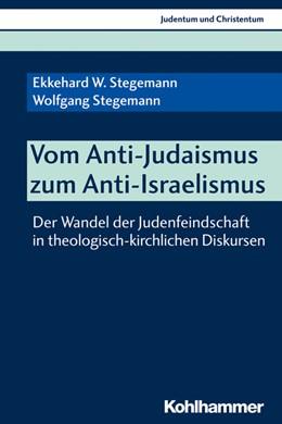 Abbildung von Al-Suadi | Vom Anti-Judaismus zum Anti-Israelismus | 2020 | Der Wandel der Judenfeindschaf...