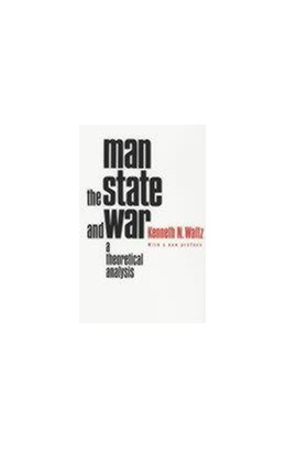 Abbildung von Waltz | Man, the State, and War | revised edition | 2001 | A Theoretical Analysis