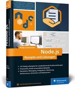 Abbildung von Ackermann | Node.js - Rezepte und Lösungen | 1. Auflage | 2019 | beck-shop.de