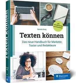 Abbildung von Rorig | Texten können | 1. Auflage | 2019 | beck-shop.de
