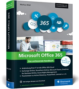 Abbildung von Widl | Microsoft Office 365 | 5. Auflage | 2019 | beck-shop.de