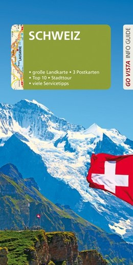 Abbildung von Habitz | GO VISTA: Reiseführer Schweiz | 8. Auflage | 2019 | beck-shop.de