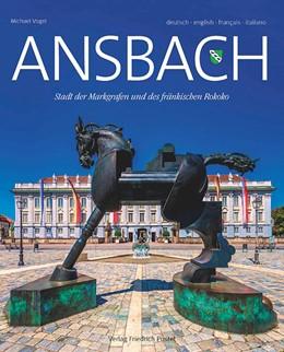 Abbildung von Vogel   Ansbach   2019   Stadt der Markgrafen und des f...