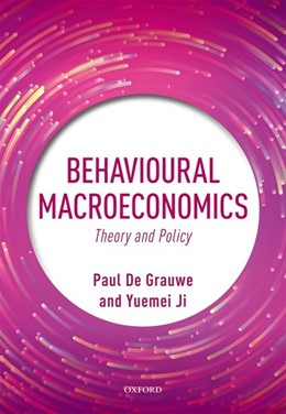 Abbildung von De Grauwe / Ji | Behavioural Macroeconomics | 2019 | Theory and Policy