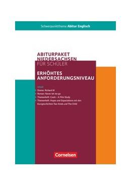Abbildung von Krapp | Abiturpaket Englisch - Zentralabitur Niedersachsen 2021 - Erhöhtes Anforderungsniveau | 1. Auflage | 2019 | beck-shop.de