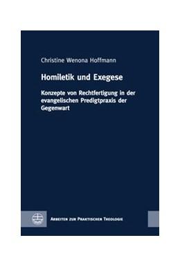 Abbildung von Hoffmann | Homiletik und Exegese | 2019 | Konzepte von Rechtfertigung in...