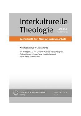 Abbildung von Wrogemann / Appl | Pentekostalismus in Lateinamerika | 2020