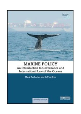 Abbildung von Zacharias / Ardron | Marine Policy | 2019 | An Introduction to Governance ...