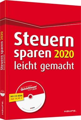 Abbildung von Dittmann / Haderer / Happe | Steuern sparen leicht gemacht plus CD | 2019 | 03606