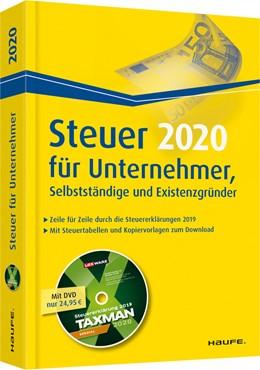 Abbildung von Dittmann / Haderer | Steuer für Unternehmer, Selbstständige und Existenzgründer plus DVD | 1. Auflage | 2019 | 03607 | beck-shop.de