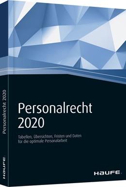 Abbildung von Personalrecht 2020 | 2020 | Arbeitsrecht, Lohnsteuer und S...