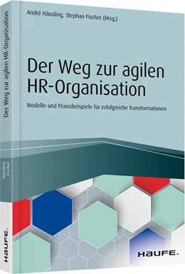 Abbildung von Häusling / Fischer | Der Weg zur agilen HR-Organisation | 1. Auflage | 2020 | beck-shop.de