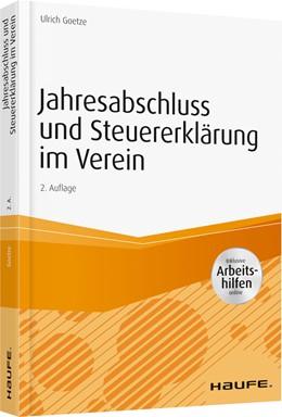 Abbildung von Goetze | Jahresabschluss und Steuererklärung im Verein - inkl. Arbeitshilfen online | 2. Auflage | 2019 | 17005