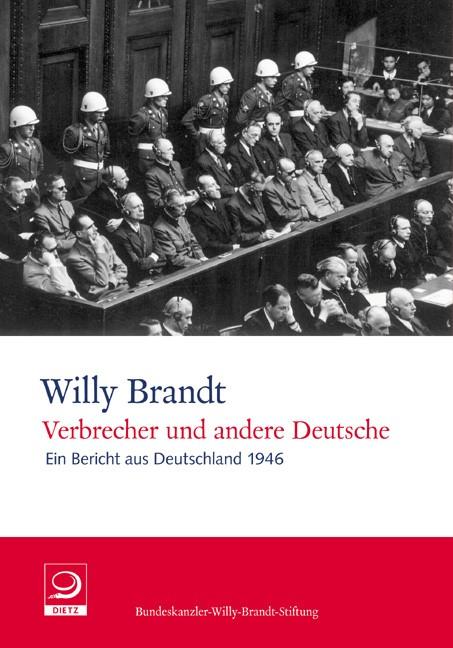 Verbrecher und andere Deutsche | Brandt, 2007 | Buch (Cover)