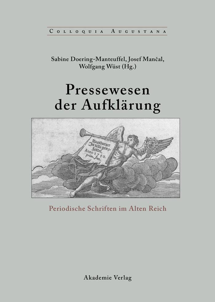 Abbildung von Doering-Manteuffel / Mancal / Wüst | Pressewesen der Aufklärung | 2002