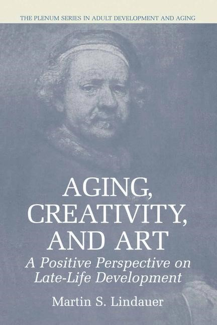 Aging, Creativity and Art | Lindauer, 2003 | Buch (Cover)