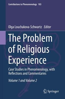 Abbildung von Louchakova-Schwartz   The Problem of Religious Experience   1. Auflage   2020   103   beck-shop.de