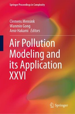 Abbildung von Mensink / Gong / Hakami | Air Pollution Modeling and its Application XXVI | 1st ed. 2020 | 2019