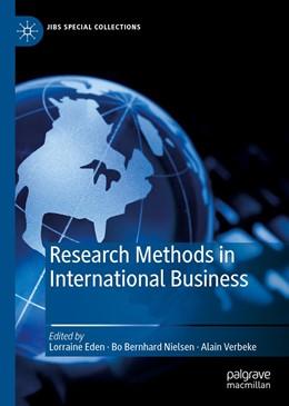 Abbildung von Eden / Nielsen / Verbeke | Research Methods in International Business | 1st ed. 2020 | 2019