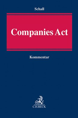 Abbildung von Schall | Companies Act | 2014