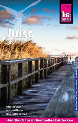 Abbildung von Funck / Narten / Hanewald | Reise Know-How Reiseführer Juist | 8., neu bearbeitete und aktualisierte Auflage | 2020