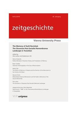 Abbildung von Luthar / Uhl | The Memory of Guilt Revisited | 1. Auflage | 2019 | beck-shop.de
