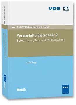 Abbildung von Veranstaltungstechnik 2 | 4. Auflage | 2019 | beck-shop.de