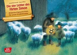 Abbildung von Scheidl | Die vier Lichter des Hirten Simon. Kamishibai Bildkartenset. | 2019 | Entdecken - Erzählen - Begreif...
