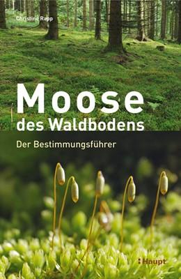 Abbildung von Rapp | Moose des Waldbodens | 1. Auflage | 2020 | beck-shop.de