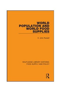 Abbildung von Russell | World Population and World Food Supplies | 1. Auflage | 2019 | beck-shop.de