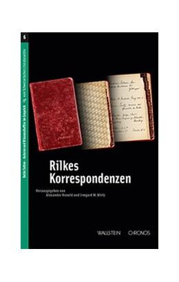 Abbildung von Honold / Wirtz | Rilkes Korrespondenzen | 2019 | 6