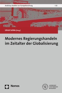 Abbildung von Schlie   Modernes Regierungshandeln im Zeitalter der Globalisierung   2019