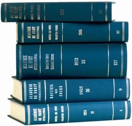 Abbildung von Recueil des cours, Collected Courses, Tome 396 | 2019 | 396