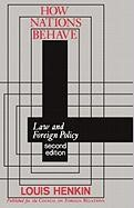 Abbildung von Henkin | How Nations Behave | 1979