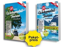 Abbildung von Die 20 besten Wohnmobiltouren in Deutschland Band 2 und 3   1. Auflage   2019   beck-shop.de