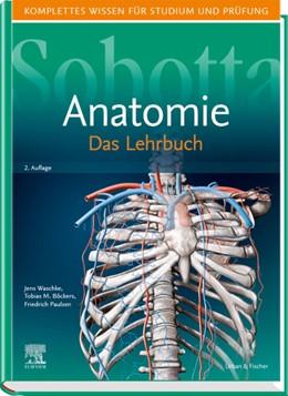 Abbildung von Waschke / Böckers | Sobotta • Lehrbuch Anatomie | 2. Auflage | 2019 | beck-shop.de