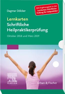 Abbildung von Dölcker | Lernkarten Schriftliche Heilpraktikerprüfung Oktober 2018 und März 2019 | 1. Auflage | 2019 | beck-shop.de