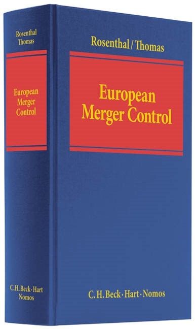 European Merger Control | Rosenthal / Thomas, 2010 | Buch (Cover)