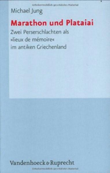 Marathon und Plataiai | Jung | Aufl., 2006 | Buch (Cover)